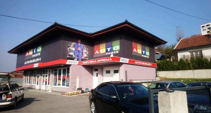 Open new business unit in Zenica